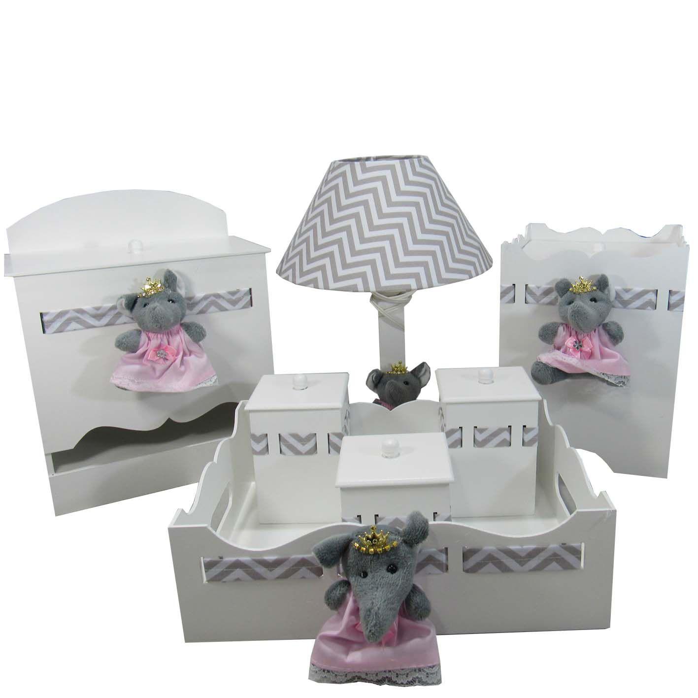 Kit Higiene - Elefantinha