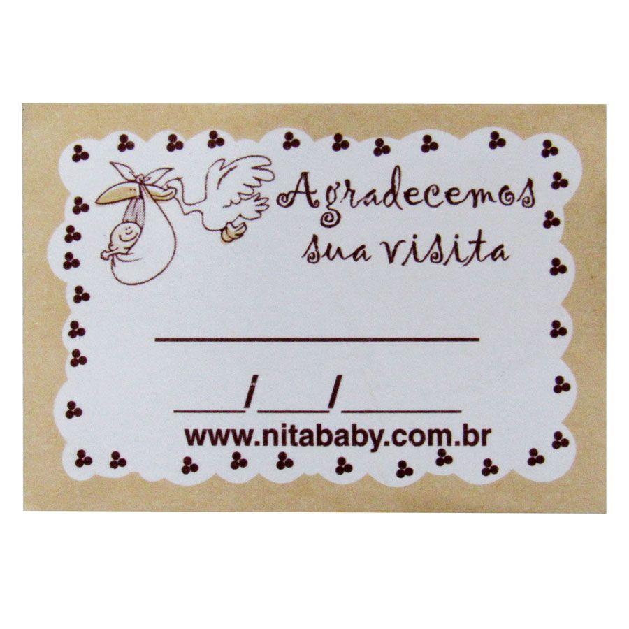 Lembrancinha Boneca Fofinha Chaveiro - Provençal Escuro