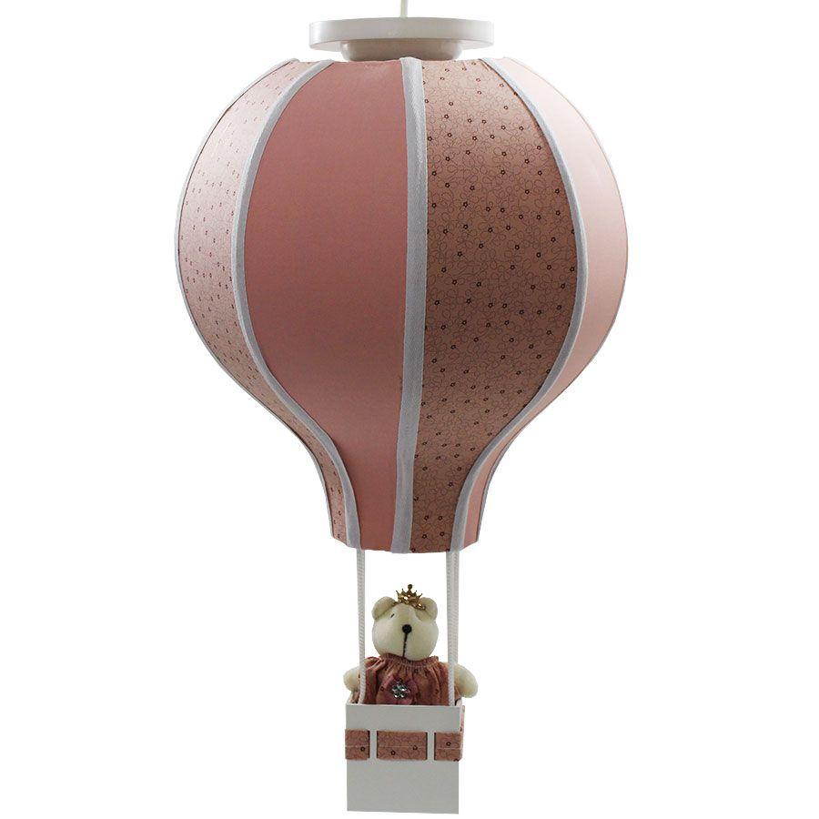 Luminária Lustre Balão Feminino - Sortido