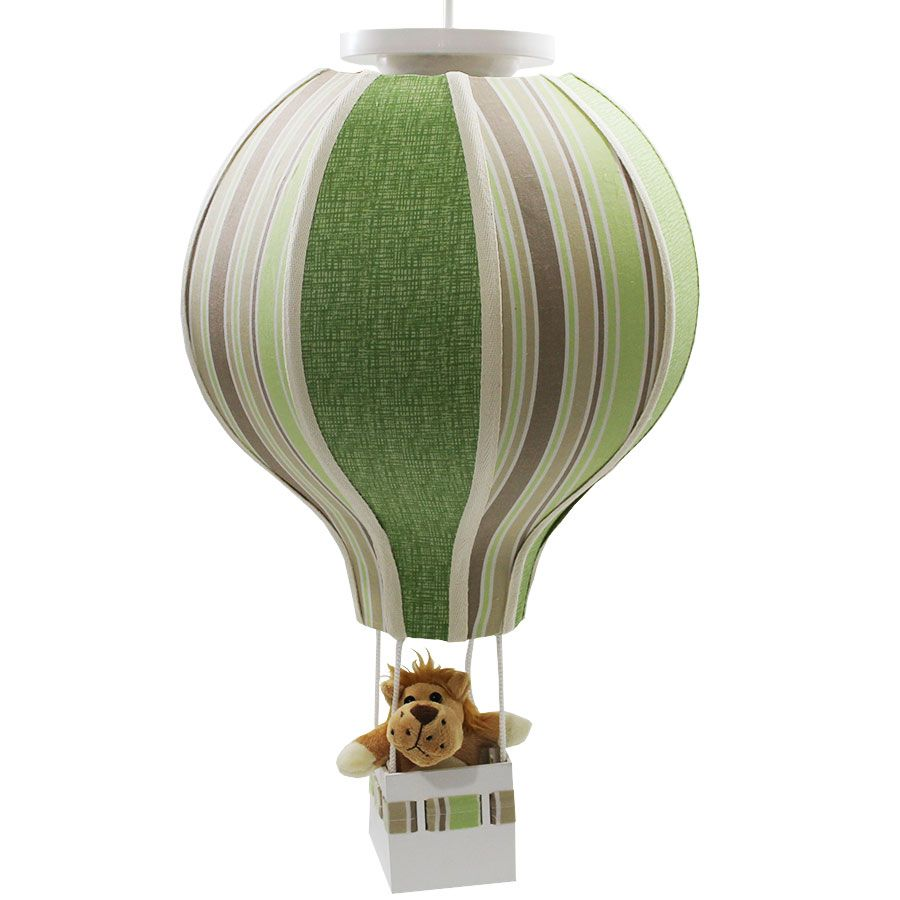 Luminária Lustre Balão Menino - Salva
