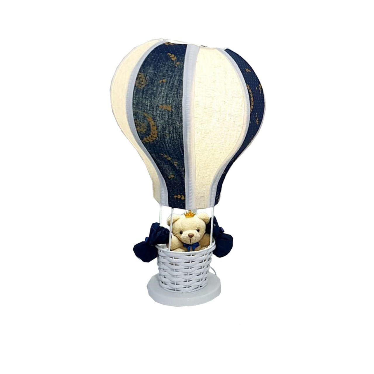 quadro maternidade combo abajur balão bandeja 3 potes tudo combinando com desconto