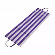 Almofada para Espreguiçadeira e Cadeira Roxo e Branco - Mor