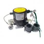 Aquecedor Para Hidro - Hidroconfort Hmax Chrome Silver 8000W/220V