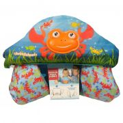 Boia Colete Flutuador Infantil Puddle Jumper Caranguejo - SwimSchool