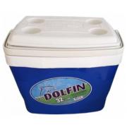 Caixa Termica - Dolfin 32 Litros Azul