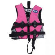Colete Infantil Salva Vidas 30 kg Rosa