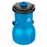 Filtro E Bomba - Bel Fix Azul 127V 1136 L/H