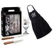 Kit Presente Churrasqueiro Top Chef