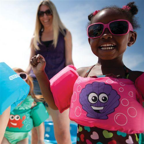 Boia Colete Flutuador Cancun Pink 11033 Puddle Jumper