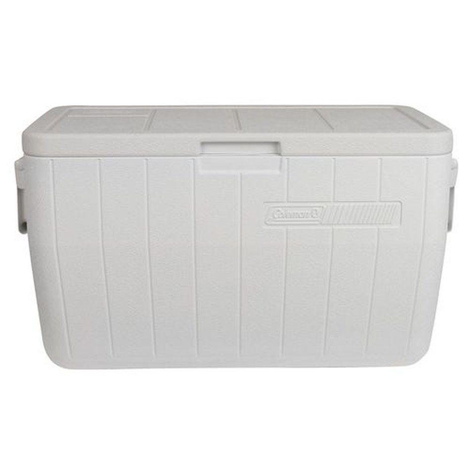 Caixa Térmica 48QT Branca - Coleman
