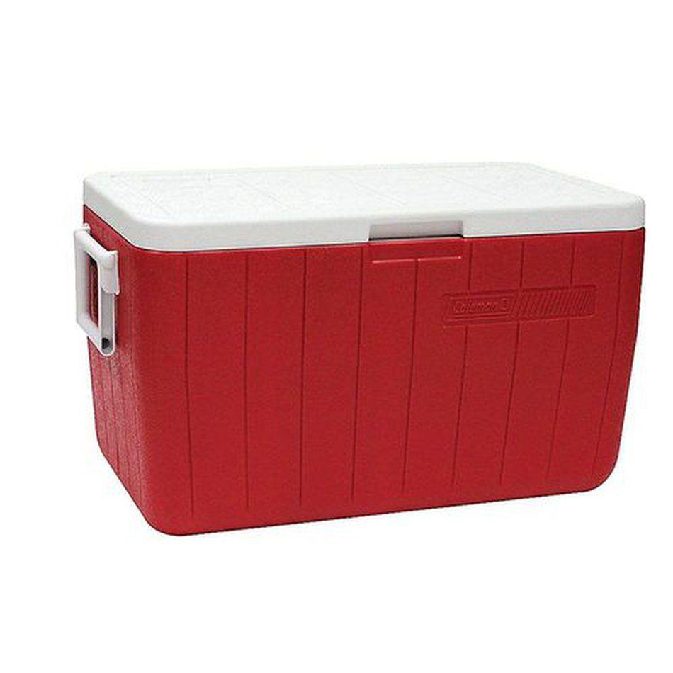 Caixa Térmica 48QT Vermelha - Coleman