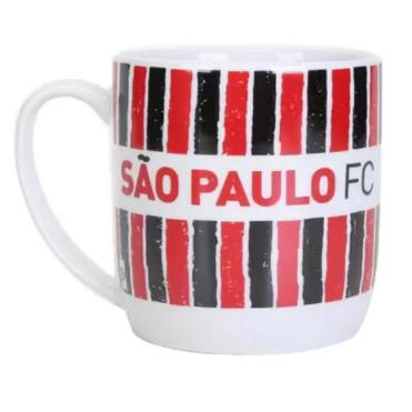 Caneca Porcelana - Allmix Com Lata Sao Paulo