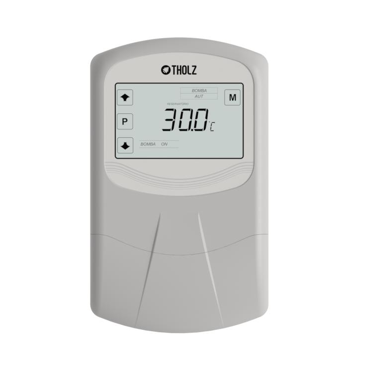 Controlador de Temperatura para Aquecimento Solar Tholz