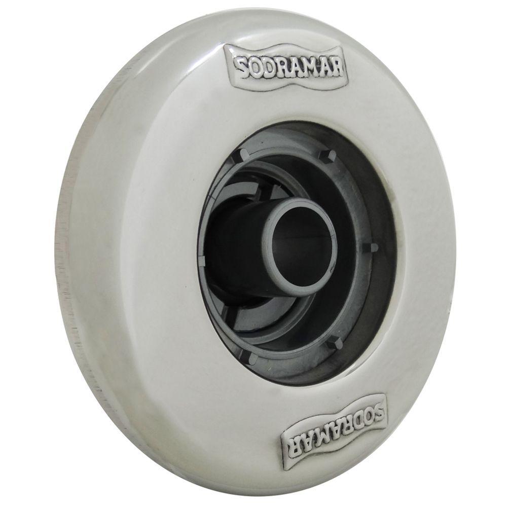 Dispositivo de Retorno ABS/Inox Pratic para Piscina 1 1/2´´ Sodramar