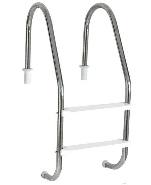 Escada para Piscina 02 Degraus ABS
