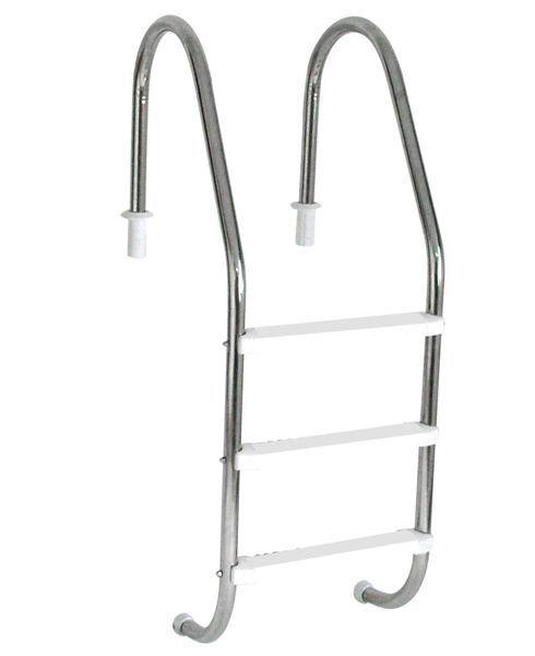Escada para Piscina 03 Degraus ABS