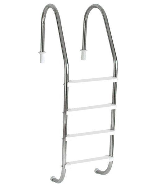 Escada para Piscina 04 Degraus ABS