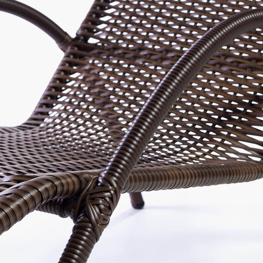 Espreguiçadeira Olympia em Alumínio - Rogman