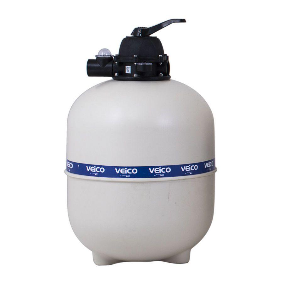 Filtro Veico V-60 para até  86 mil Litros - Fluidra