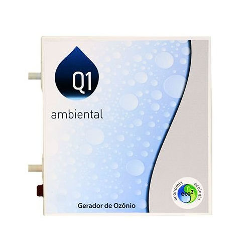Gerador de Ozônio Home 15 Residencial para piscinas até 15 m³