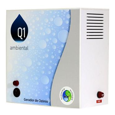 Gerador de Ozônio Home 55 Residencial para piscinas até 55 m³