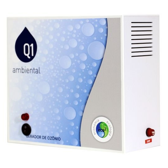 Gerador de Ozônio Home 70 Residencial para piscinas até 70 m³
