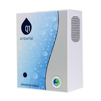 Gerador de Ozônio Home 90 Residencial para piscinas até 90 m³