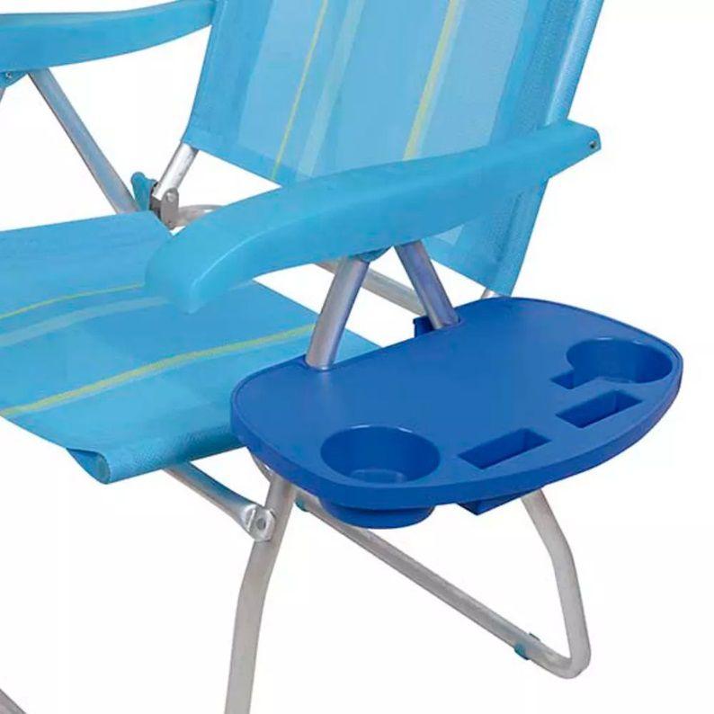 Mesa Portátil para Cadeira de Praia