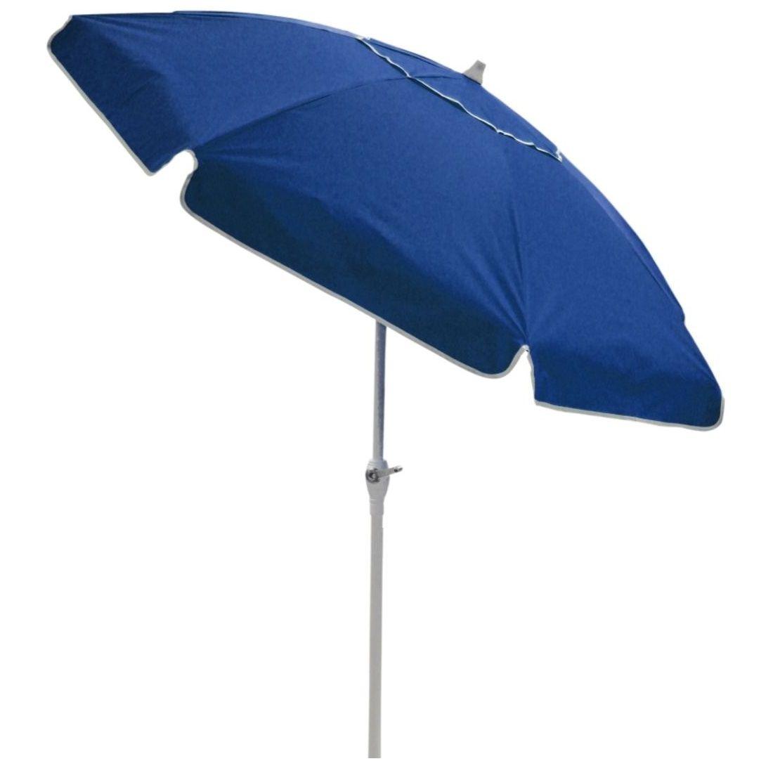 Ombrelone Articulado Bagum 2,50 m Azul - Belfix