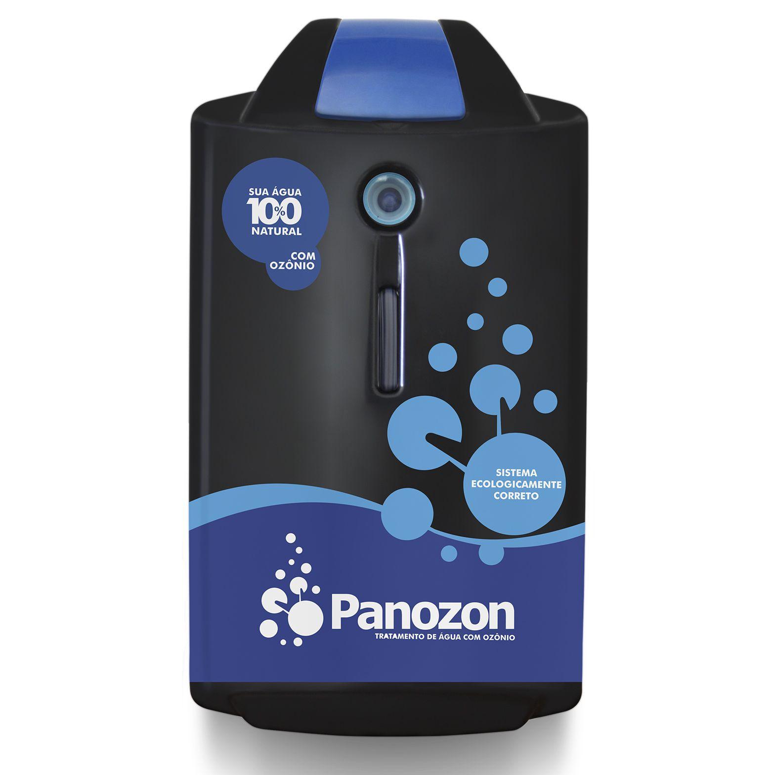 Ozônio Residencial P+125 para Piscina até 125 m³