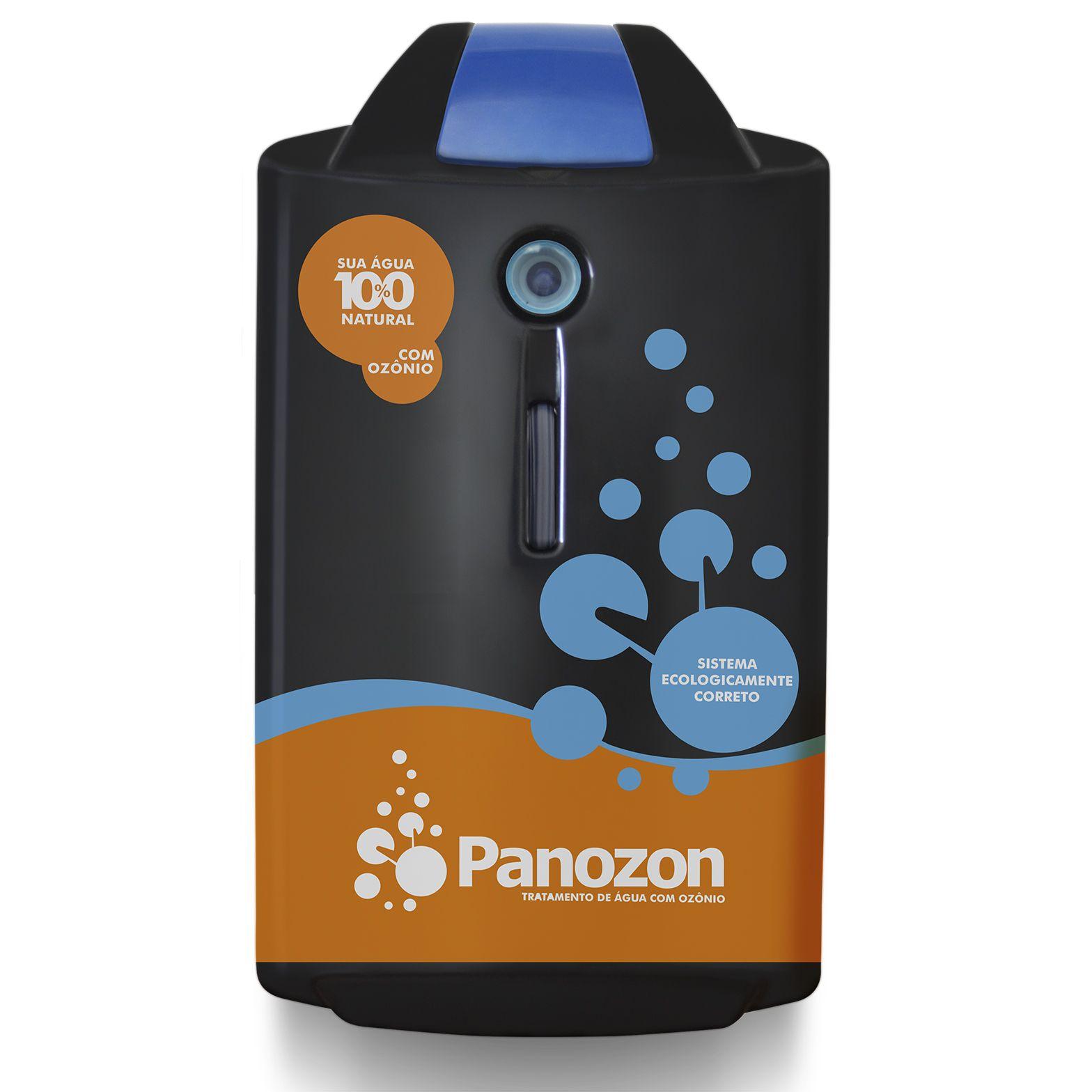 Ozônio Residencial P+200 para Piscina até 200 m³