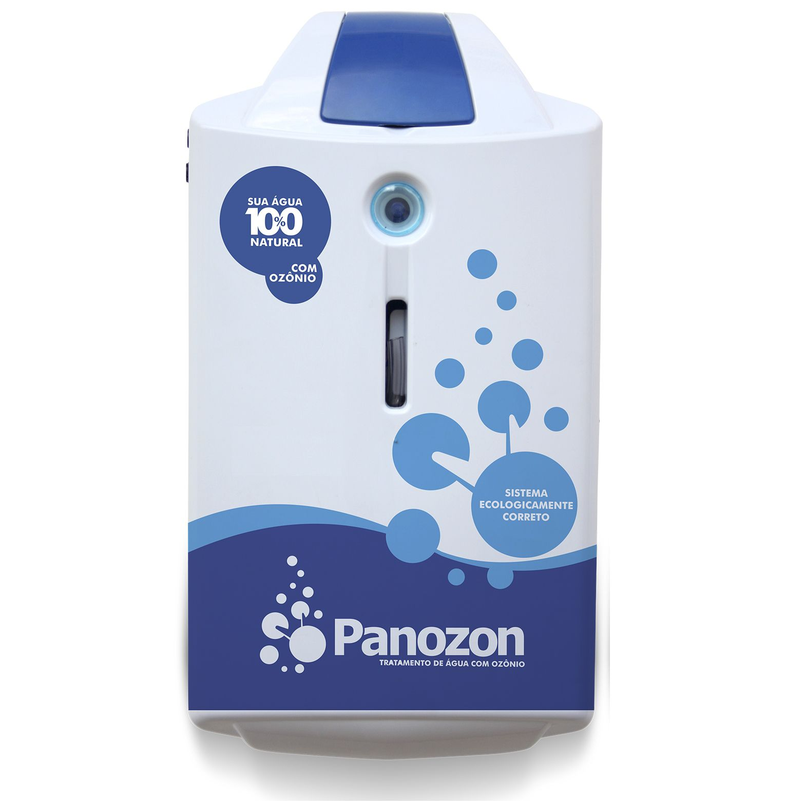 Ozônio Residencial P+35 para Piscina até 35 m³