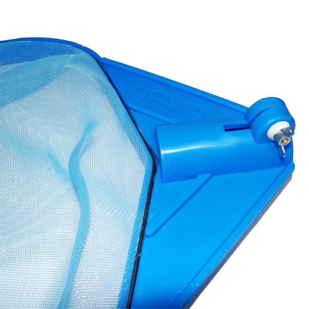 Peneira para Piscina Plastica com Pá - Sodramar