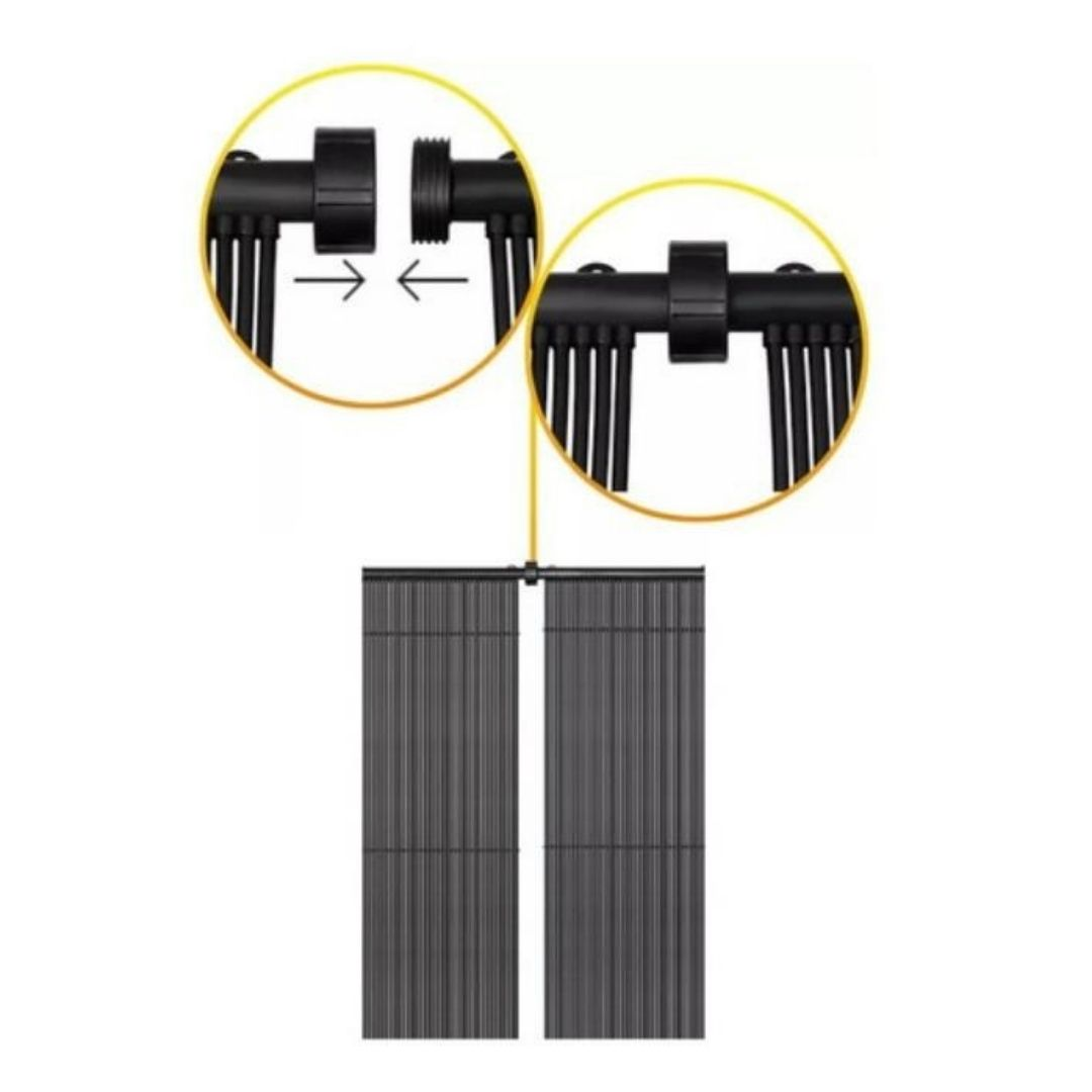 Placa Coletor Solar - Tp Pool 3.00 X 0.50 M
