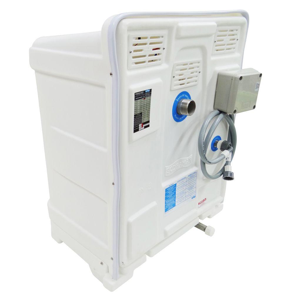 Sauna a Vapor Compact Line 27kw Inox p/ até 50,0m³ Sodramar