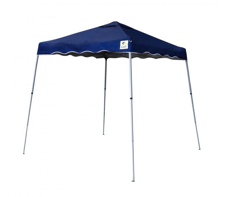 Tenda Gazebo Articulada 2,4 x 2,4 Azul Belfix