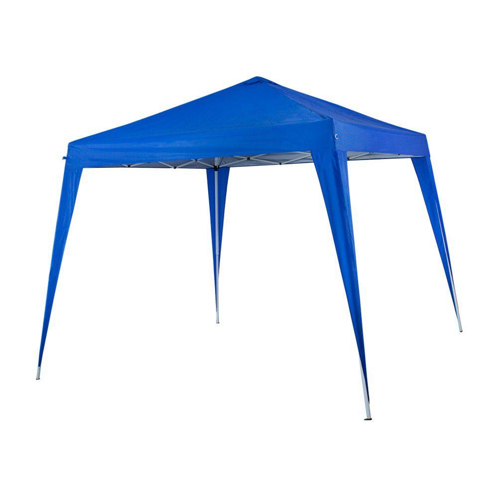 Tenda Gazebo Articulado Nautika Duxx 3x3 - Azul
