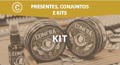 presentes, conjuntos e kits