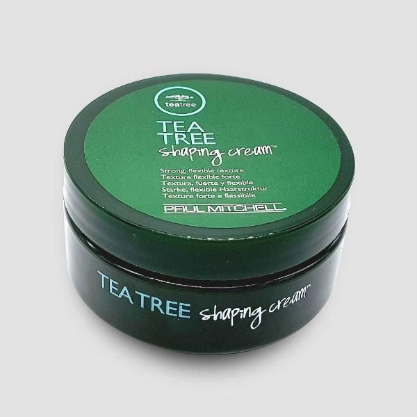 Pomada Modeladora Paul Mitchell Tea Tree Shaping Cream 85g.