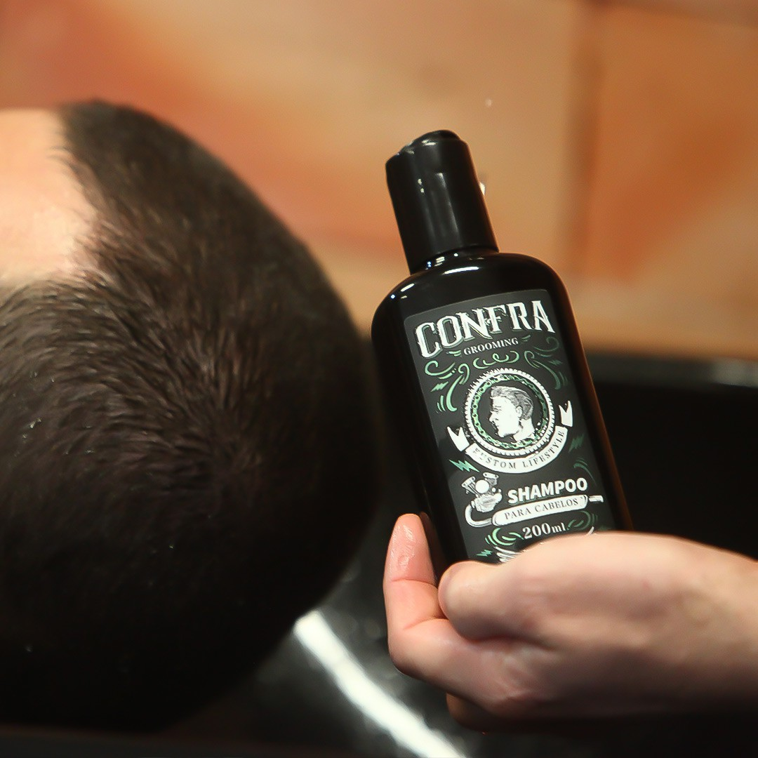 Shampoo Para Cabelo Mentol