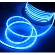 Fita Neon Flex 9,6w cor  Azul  127v