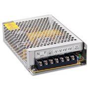 Fonte 5a  Metal Colmeia 12 volt 60 watts bi-volt