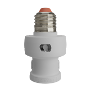 Rele Fotosoquete Microcontrolado c/Fotocelula E27 Xcontrol Exatron