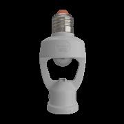 Soquete E27 Sensor de Presença c/fotocelula  Xcontrol Exatron