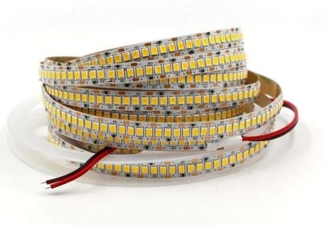 Fita Led 24,4w/m  1680lumens luz amarela 5m