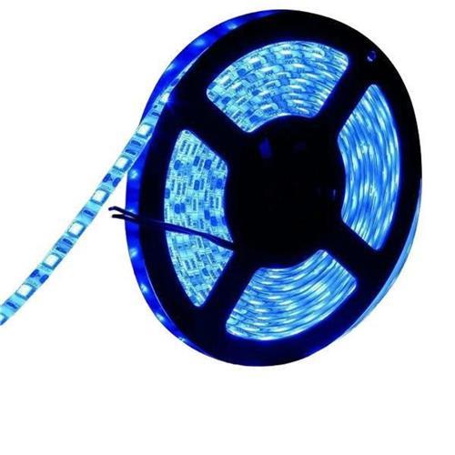 Fita Led 5050 IP20  12v cor Azul  5 metros