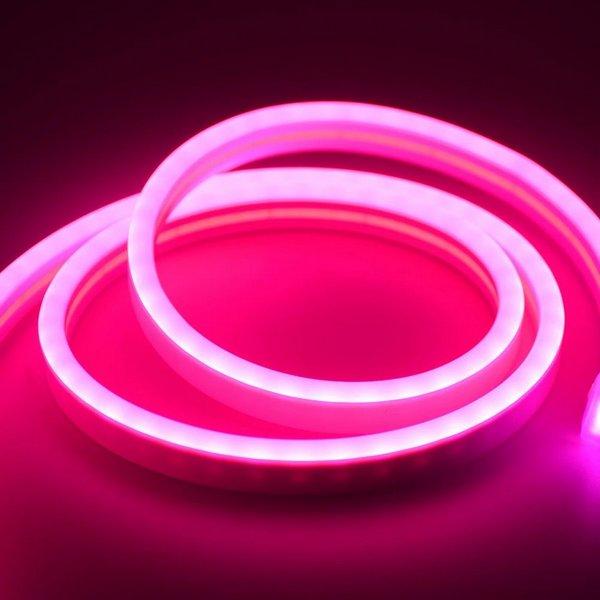 Fita Neon Flex  9,6w Rosa 110V