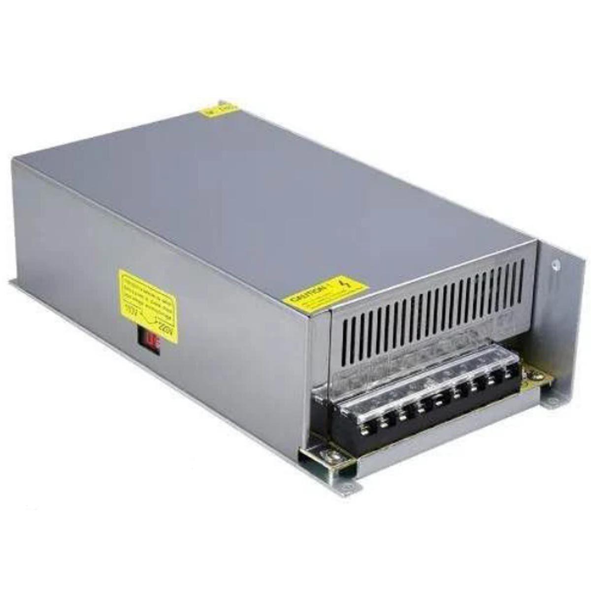 Fonte 50 Ampere Chaveada  c/cooler 12 volts  600 watts 110v/220v