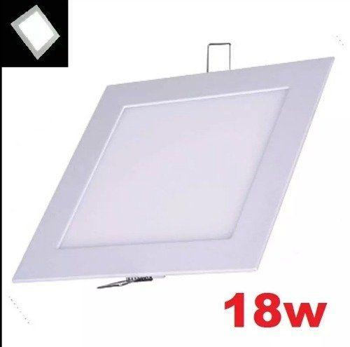 Luminária Painel embutir  Led 18w  4000k Luz Neutra 110v220v