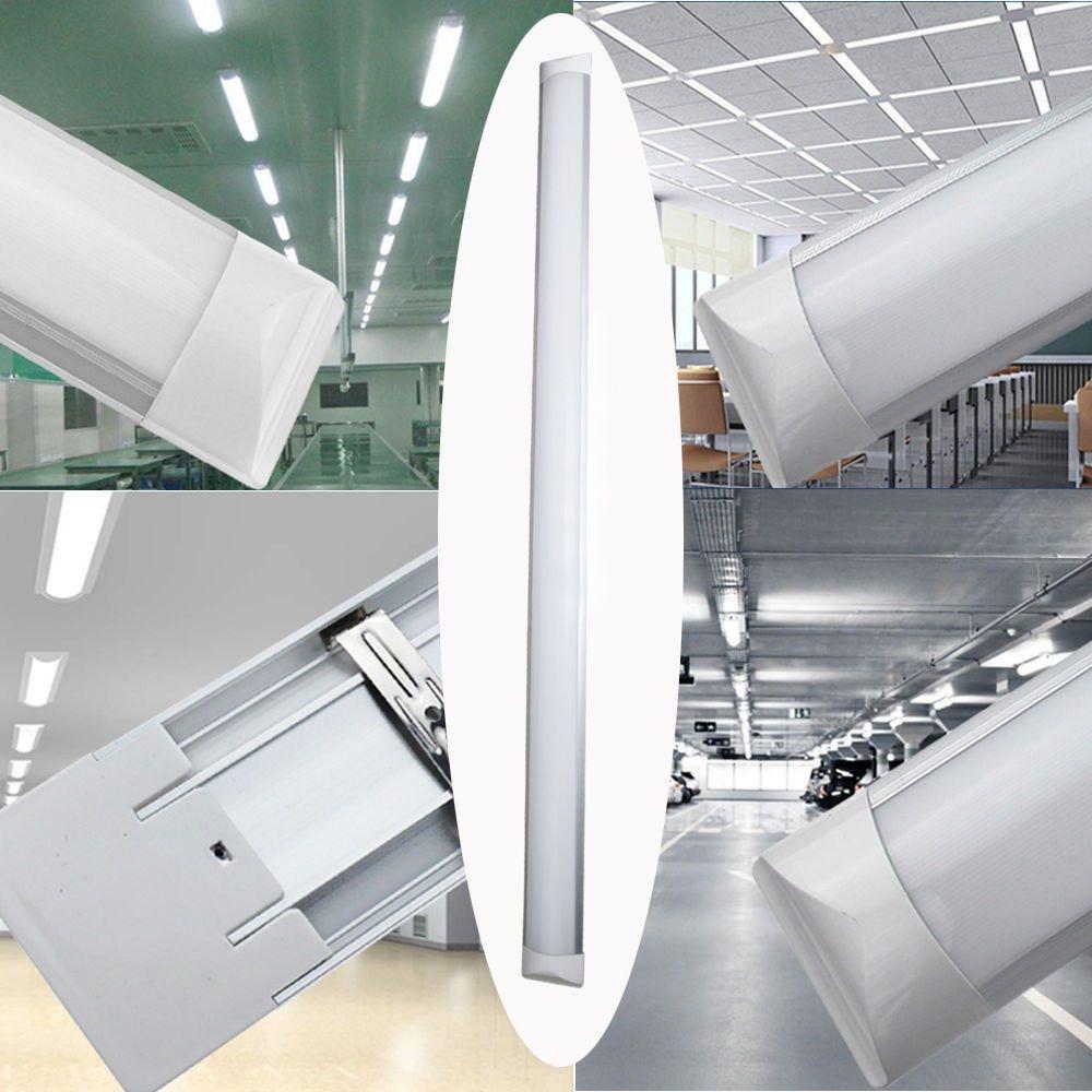 Luminaria Linear SobreporLed 36w  120cm 6500k 110v220v